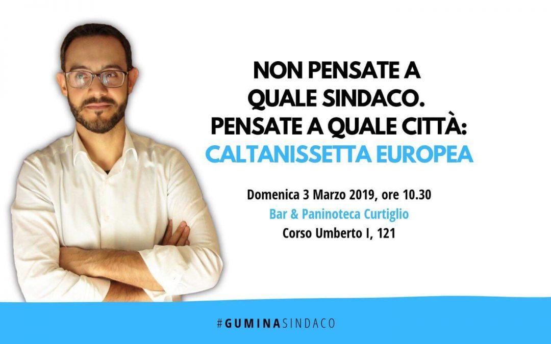 """OPEN presenta il programma Caltanissetta Europea, interviene Volt Sicilia: """"il partito dei Millennials"""""""