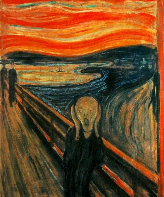 E se l'«Urlo» di Munch non fosse davvero un urlo?