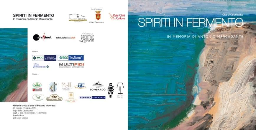 """Spiriti in fermento"": una mostra collettiva in memoria di Antonio Mercadante"