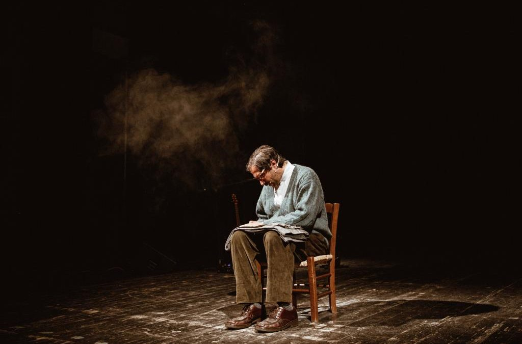 Conclusa la stagione teatrale del Margherita con Pinuccio: un monologo ribelle di memoria
