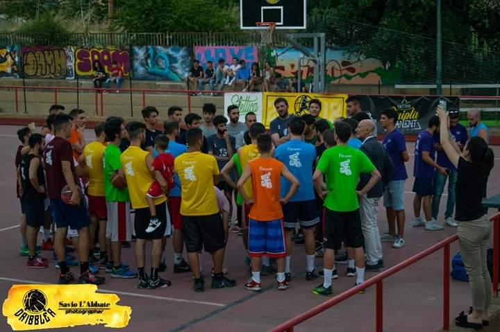 Dribbler: il torneo di streetball a Caltanissetta diventa competizione nazionale