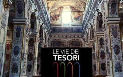 Terza edizione delle Vie dei Tesori di Caltanissetta: sono 15 i fantastici siti da visitare