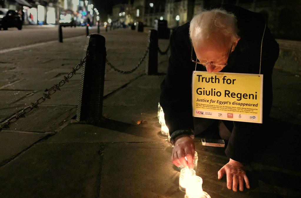Questo settembre Giulio Regeni è morto per la terza volta. L'Italia tra la retorica e il commercio d'armi