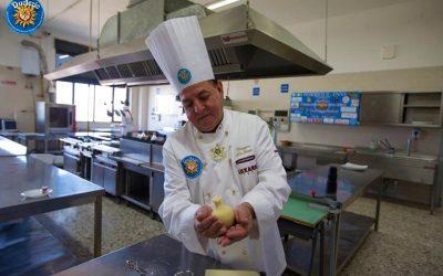 I dolci di Caltanissetta tra tradizione e innovazione.  L'esempio del Maestro pasticcere Lillo Defraia