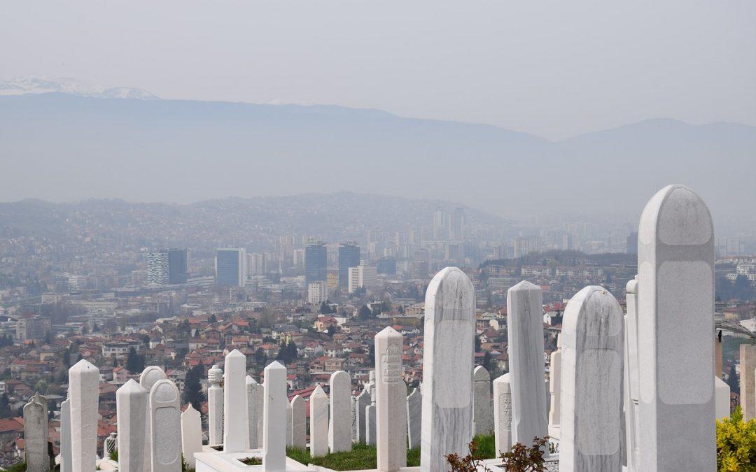 Day6-8 Sarajevo: una meravigliosa città con i segni della guerra e di un'alba che non arriva