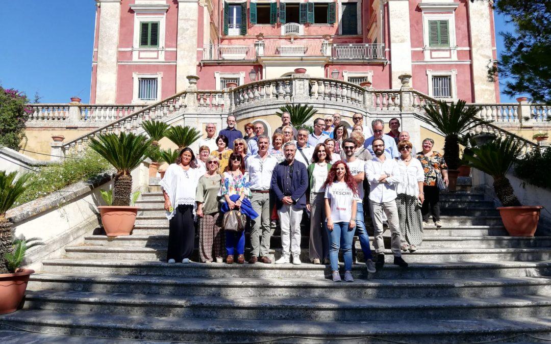 Il successo delle Vie dei Tesori: un anelito di speranza per Caltanissetta