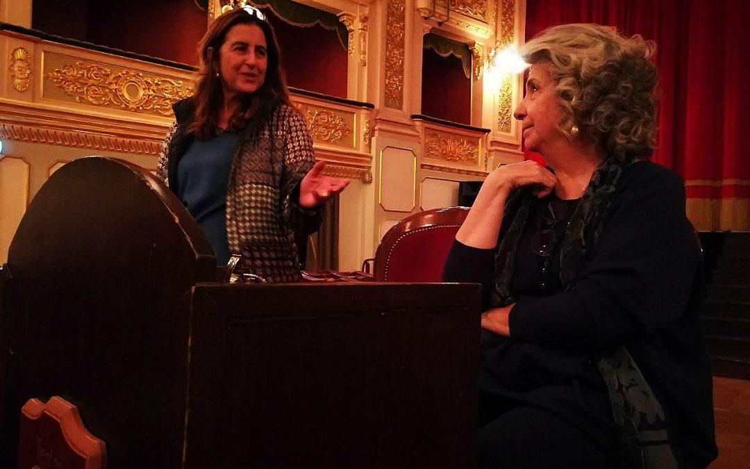"""Con """"Prima della Prima"""" è iniziata la stagione del meraviglioso teatro Margherita di Caltanissetta"""