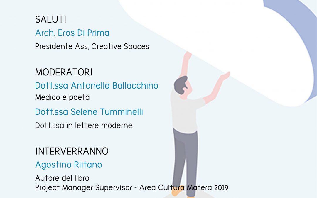 """Presentazione libro """"Gli Artigiani dell'immaginario"""" di Agostino Riitano, un'occasione unica per Caltanissetta"""