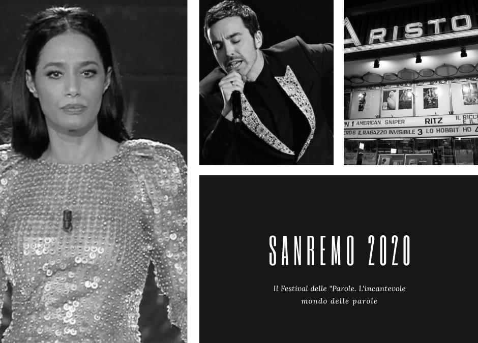 """Sanremo 2020: Vince Diodato, il """"rumore"""" e il potere delle parole. Come il monologo di Rula Jebreal"""