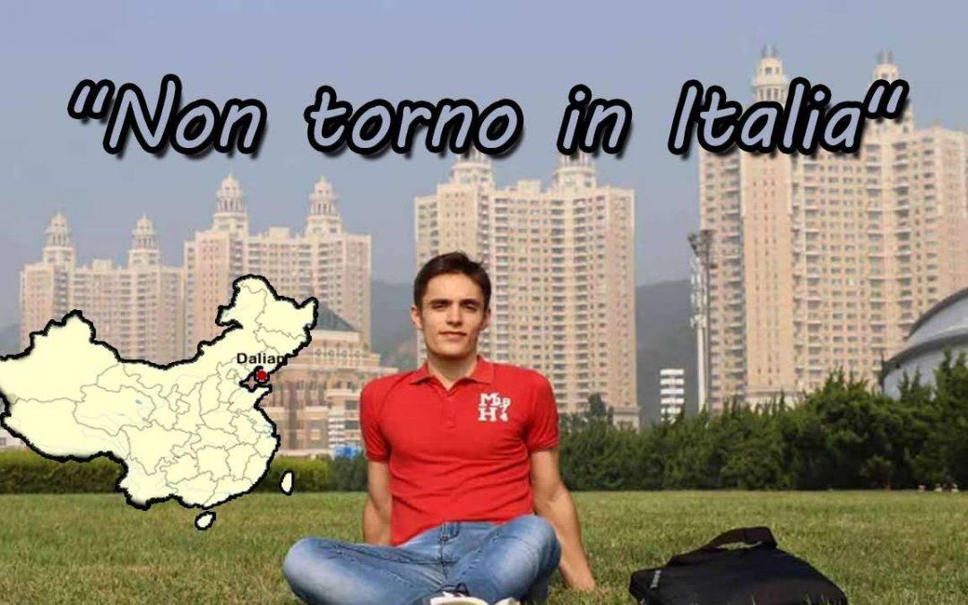 Coronavirus, interviste contro la paura: Angelo, l' italiano rimasto in Cina