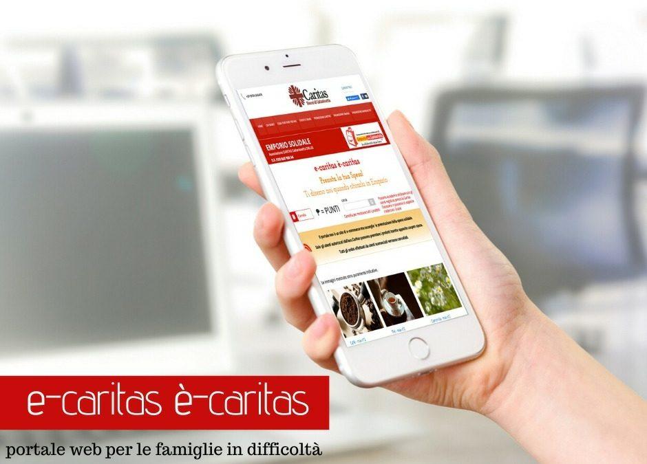 E-CARITAS è Caritas: L'emporio della Caritas diventa un portale online dove le famiglie in difficoltà potranno fare la spesa