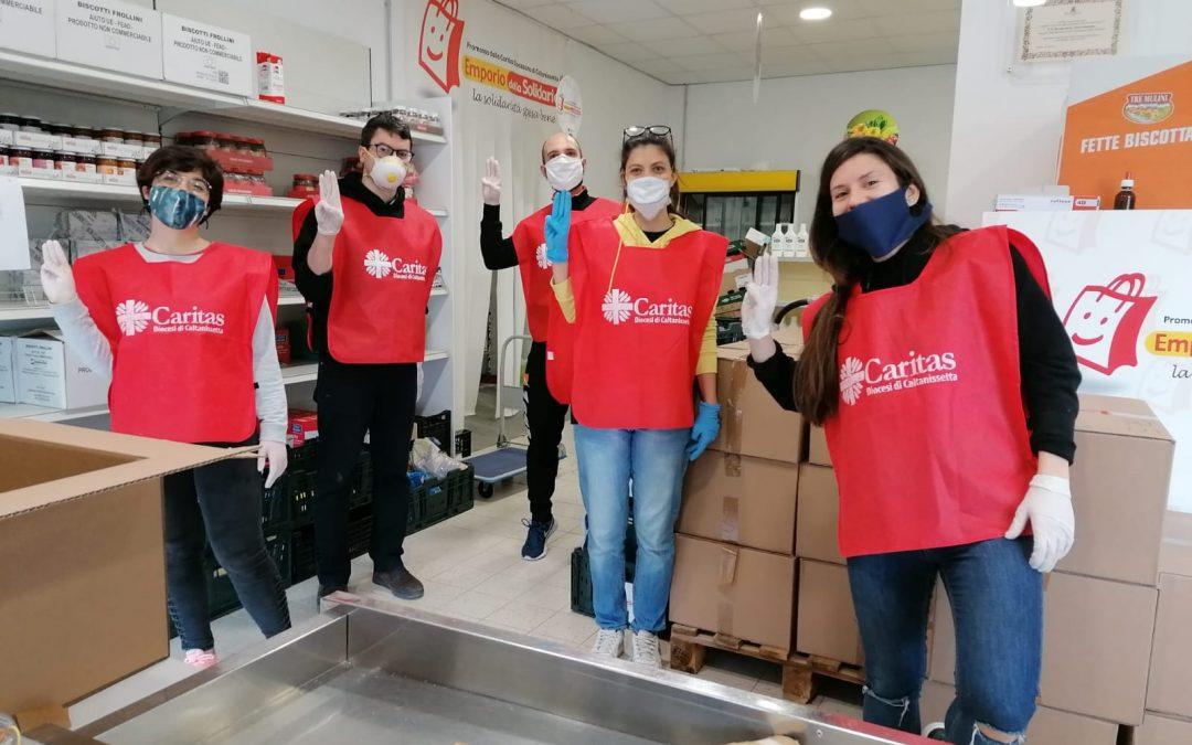 """""""Caltanissetta è una città generosa"""", cresce il sostegno alla Caritas di Caltanissetta"""