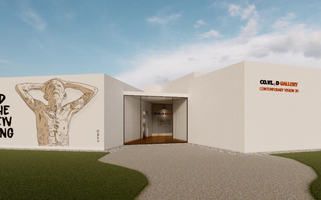 CO.VI.3D GALLERY continua l'emozionante esperienza con la seconda inaugurazione