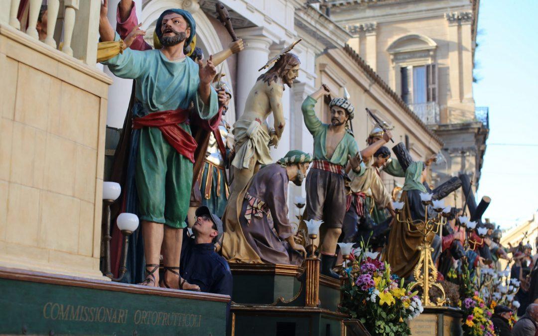 Inizia il racconto della Settimana Santa di Caltanissetta