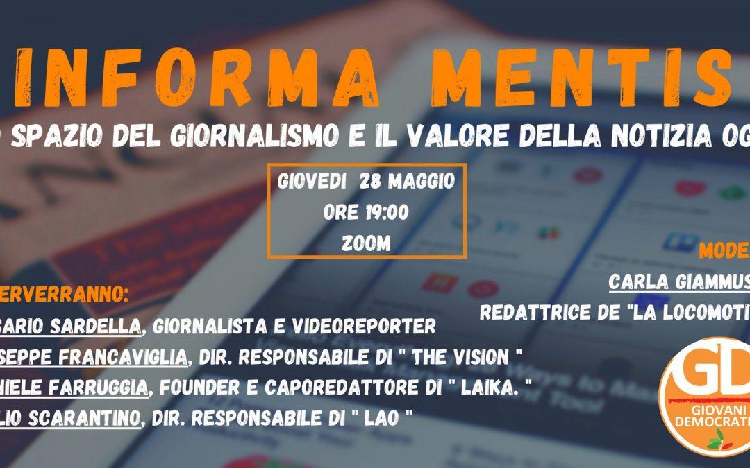 LAO, THE VISION, LAIKA E Rosario Sardella: l'incontro sul giornalismo organizzato dai ragazzi de La Locomotiva GD
