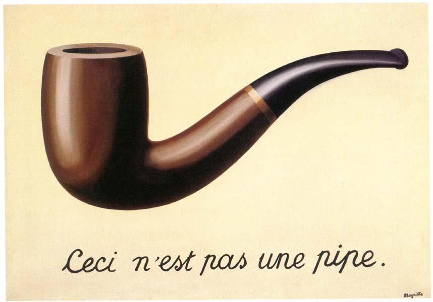 """Il """"pensiero visibile"""" nell'arte di Renè Magritte"""