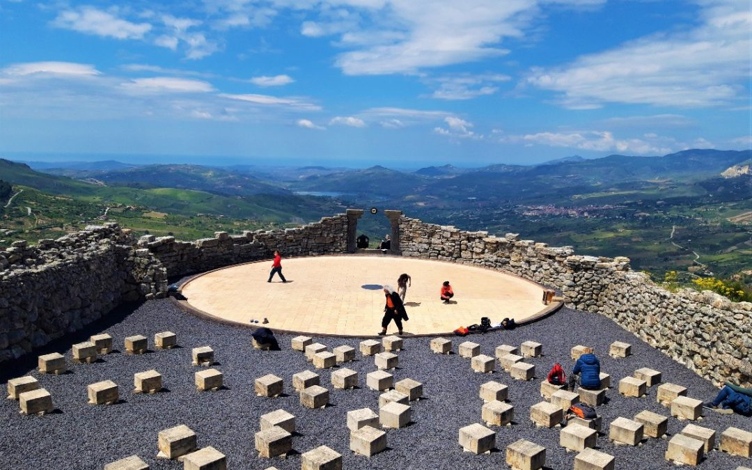 Dove puoi trovare l'essenza dell'arte e della natura: Il teatro Andromeda in Sicilia