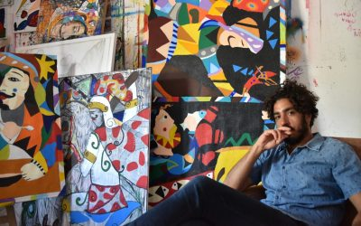 """L'arte di raccontare: intervista al """"pittastorie"""" Lorenzo Maria Ciulla"""
