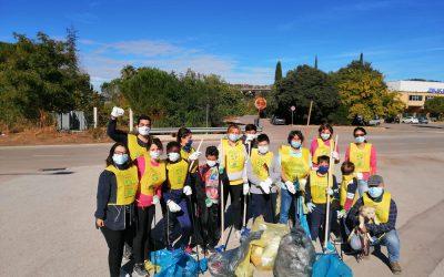 Puliamo il mondo 2020 a Caltanissetta: raccolti più di una tonnellata di rifiuti