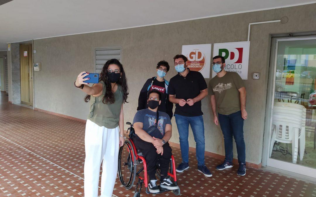 Giovani Democratici di Caltanissetta: il circolo diventa un'aula studio