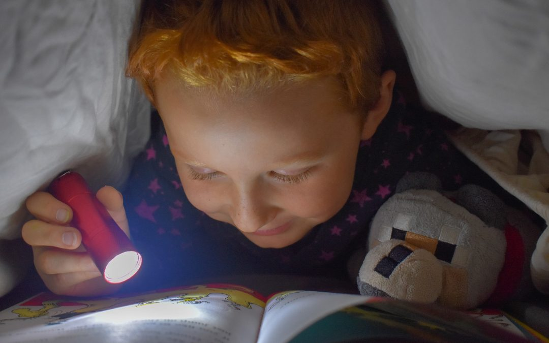 Leggere fin da piccoli, come e perché?
