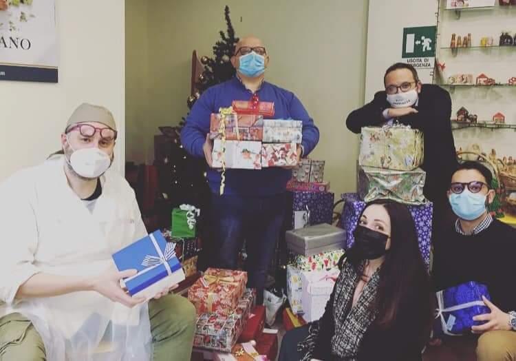 """""""Natale in scatola"""", Tra le righe ed Etnos uniti per i più fragili"""
