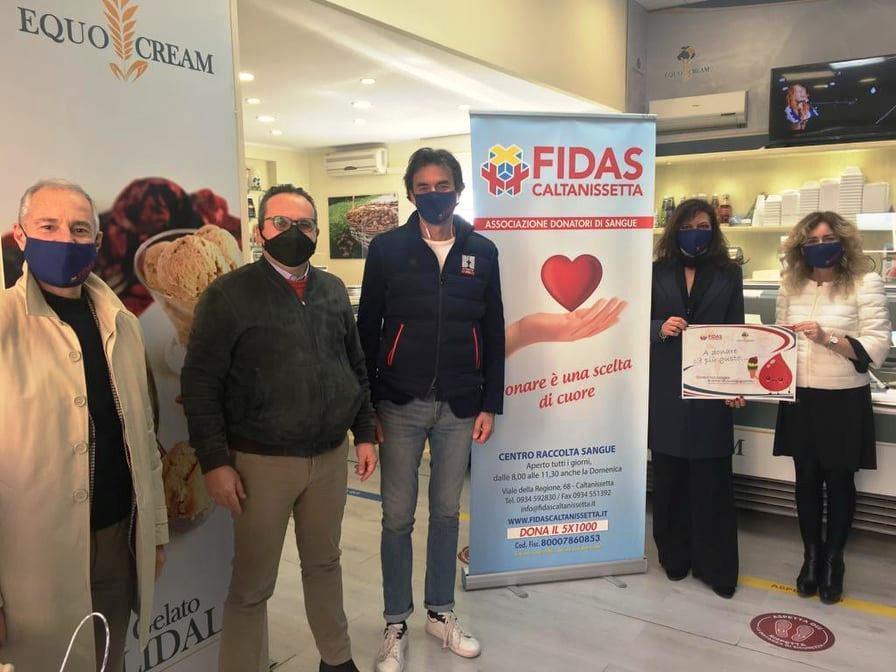 Fidas di Caltanissetta e cooperativa sociale Etnos insieme per incentivare la donazione di sangue