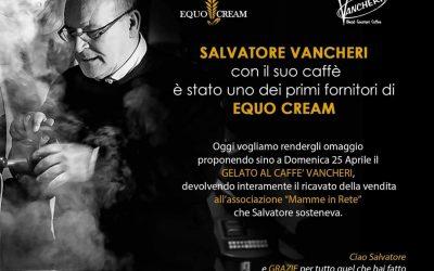 Gelato al caffè Vancheri: il ricavato al progetto Mamma in Rete – Equo Cream