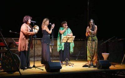 """Quarto concerto con le""""Glorius4"""": l'ironia e l'alchimia sul palco di """"The Heart of Sicily – I Sapori del Jazz"""""""