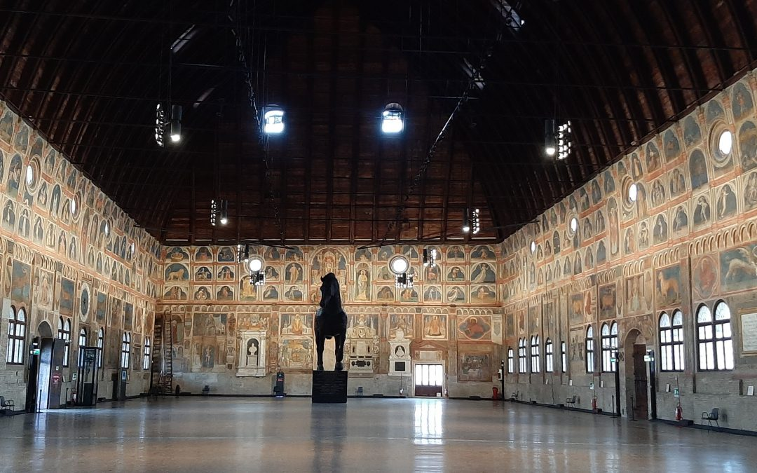 Padova città dell'affresco nel segno dell'UNESCO