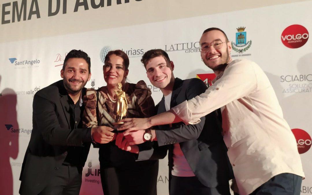 L'agenzia nissena Hooper Marketing Studio ha vinto il Sicily Movie – Festival del Cinema di Agrigento
