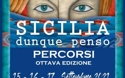 Sicilia dunque Penso – Percorsi: torna l'ottava edizione del Festival della Letteratura